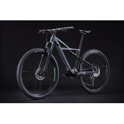Bicicleta Silverblack...