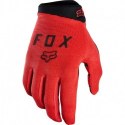 Luvas Fox Ranger Vermelhas T-M